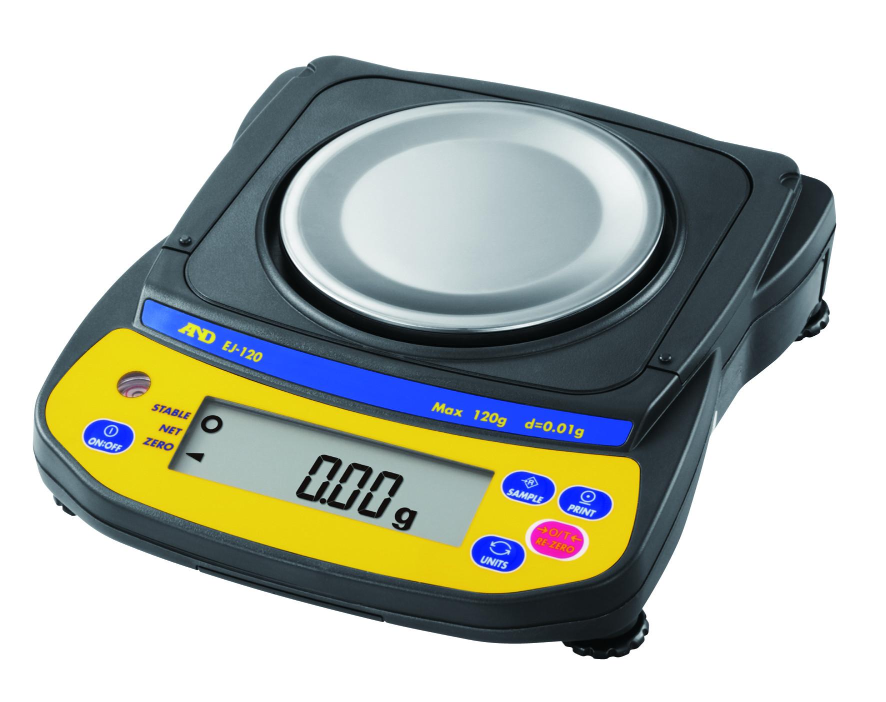 EJ-610 g / 0,01 g